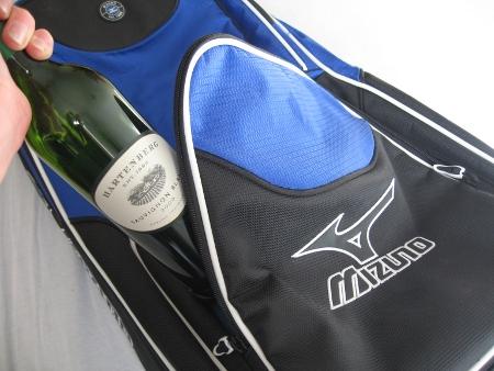Hartenberg Wein gehört ins Reisegepäck