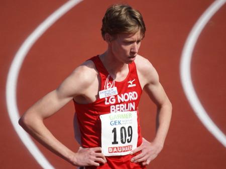 Carsten Schlangen bei den Deutschen Meisterschaften 2012