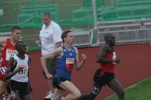DLV GALA 1500m Finish