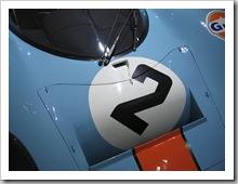 Porsche Rennwagen Detail