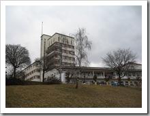 Stuttgart Weißenhofsiedlung Wohnturm