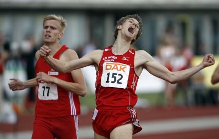 Vorschau Deutsche Meisterschaften Nürnberg - 800m Lauf